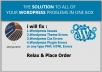 make your Wordpress business and personal site.