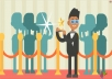 create a CUSTOM Animated Explainer Video for you