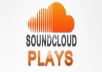40 Sound Cloud comments and 75 likes