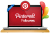 add 300 Pinterest Followers