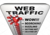 drive 1,000,000 facebook visitors to your sites or affiliate links