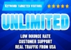 drive real high quality 600000 traffic to ur website blogs