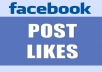 give you ★★5000 Facebook Likes on Photo/Post of Fanpage★★ within 24 hours