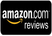 post 5 star amazon product or book reviews