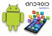 Build Any Standard Mobile App For You In Android And IOS
