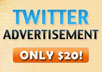 send out Ad to my 13,000 plus Followers about Your Business